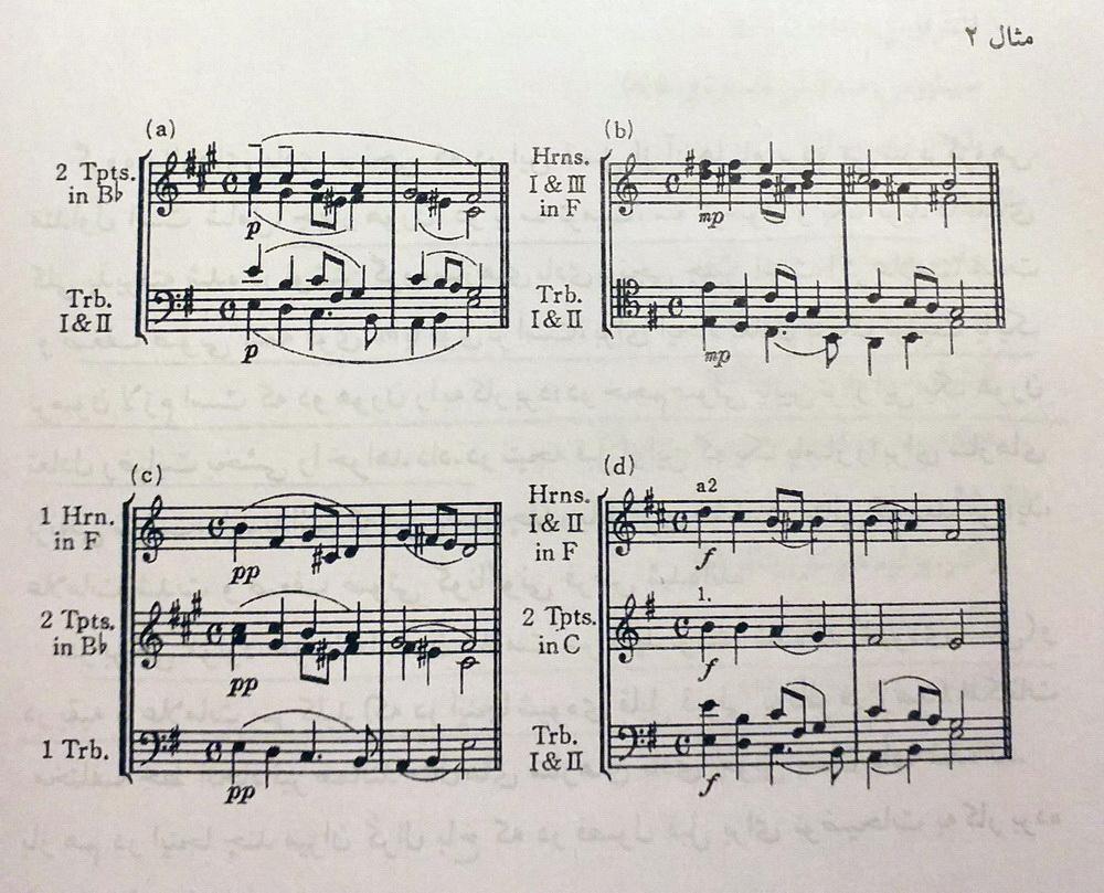 ارکستر بادی برنجی1