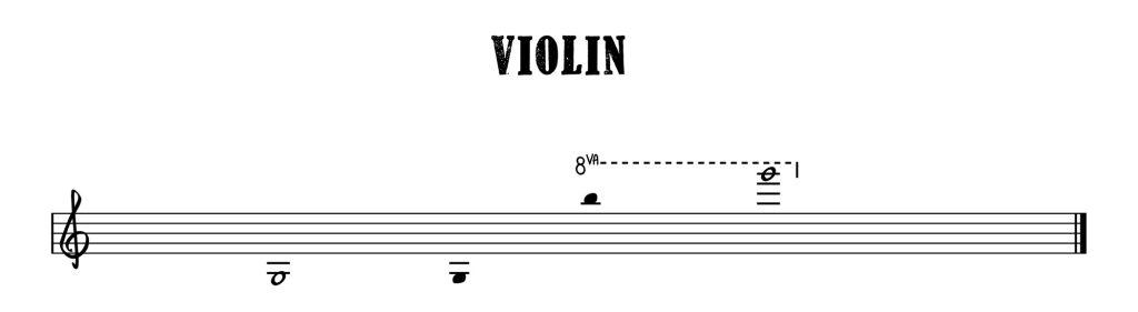 1.Violin