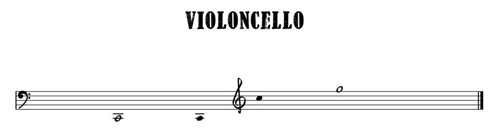 3.Violoncello