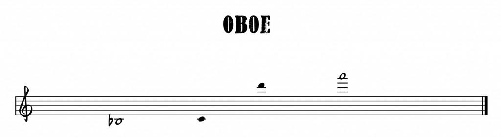 6.Oboe