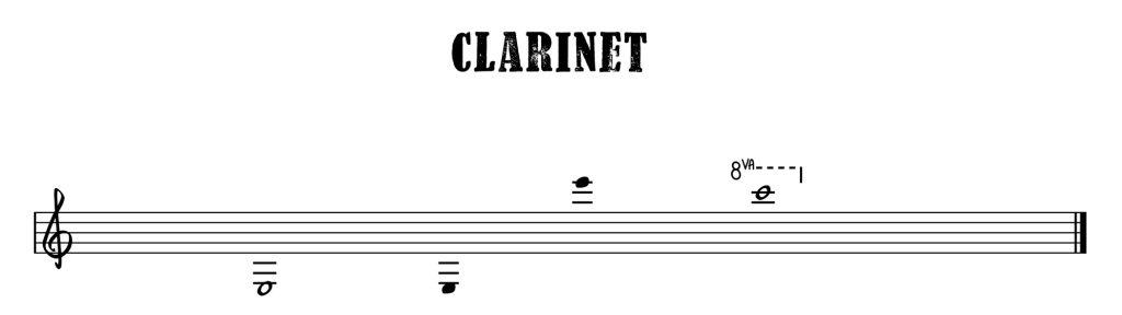 7.Clarinet
